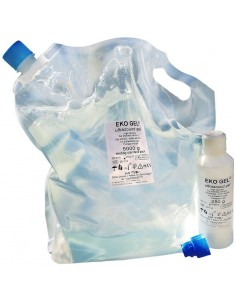 Gel ECO, EKG - 5 litri + dispenser 250 ml gratis