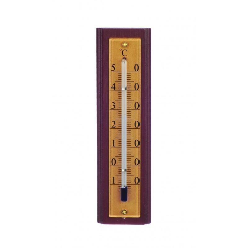 Termometru camera lemn ZLM