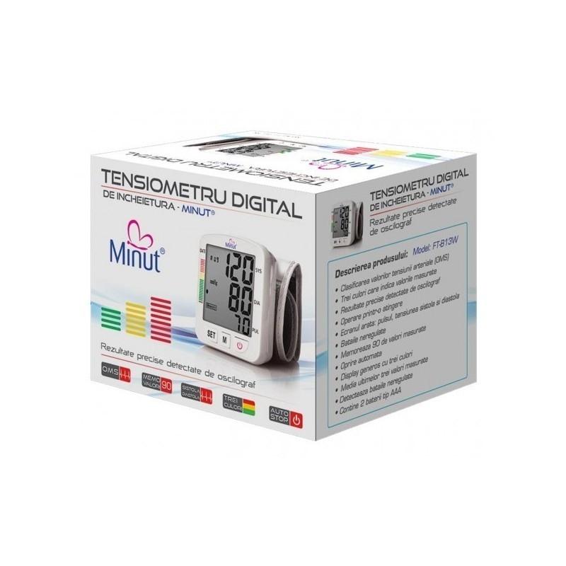 Tensiometru electronic pentru incheietura