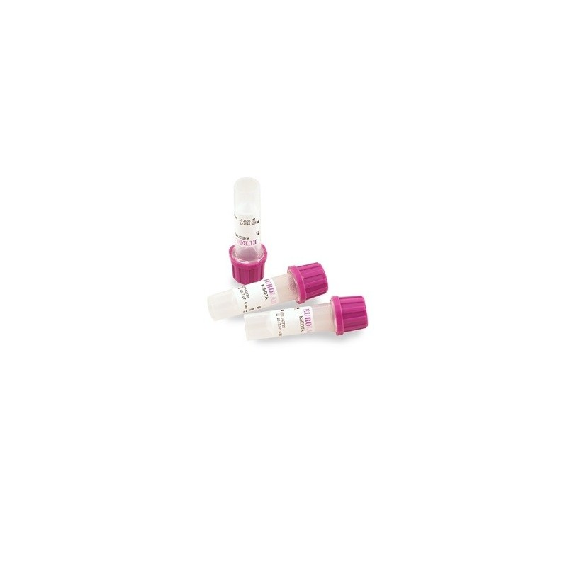Microtainer hematologie K3EDTA 0.5 ml