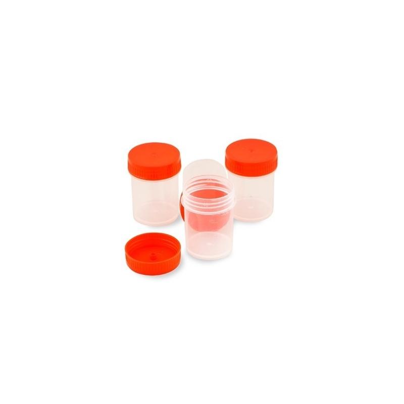 Urocultor steril, ambalat individual - 120 ml