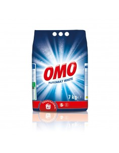 Omo Professional, detergent automat, rufe albe, 7Kg