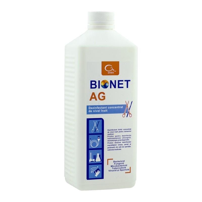 Dezinfectant instrumentar BIONET AG, 1 litru - concentrat