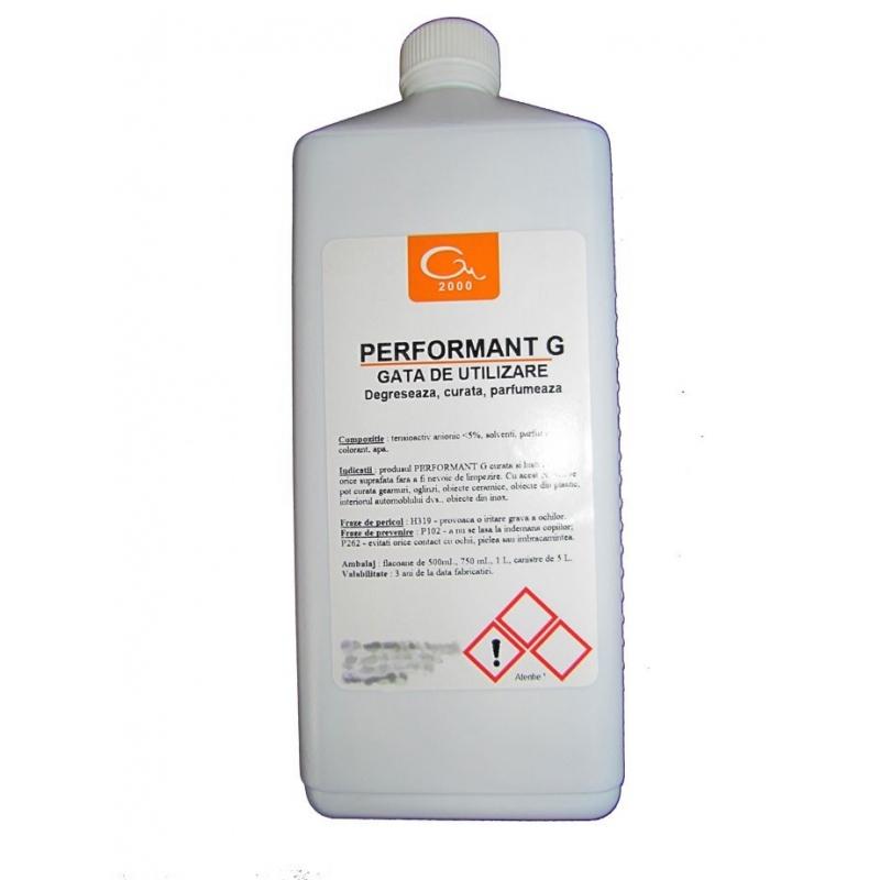 Performant G - detergent geamuri - 1 litru