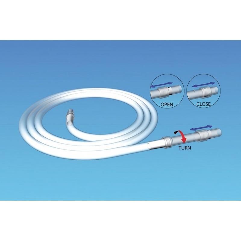 Tub aspiratie intrauterina cu conectori