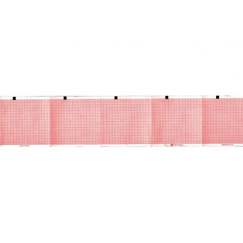 Hartie  EKG Schiller AT  1 - 90 x 90 mm