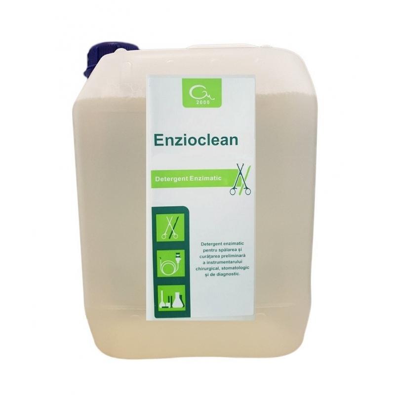 Enzioclean - Detergent pre-dezinfectant enzimatic - 5 litri