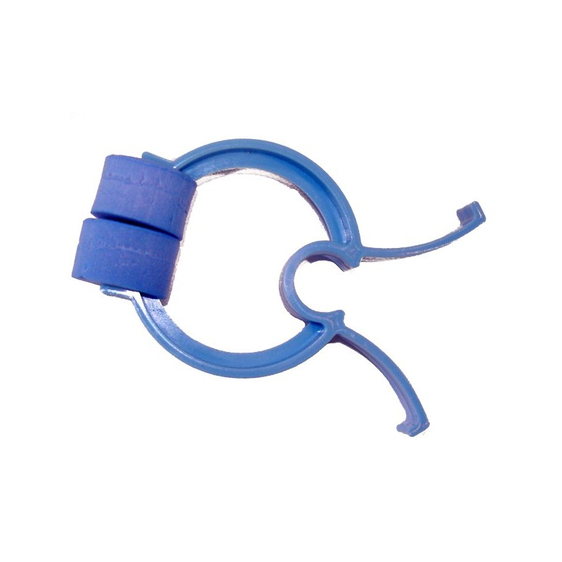Cleste nas pentru spirometrie