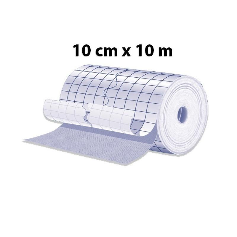 Pharmafix Banda Adeziva Elastica pe Suport Netesut - 5 cm x 10 m
