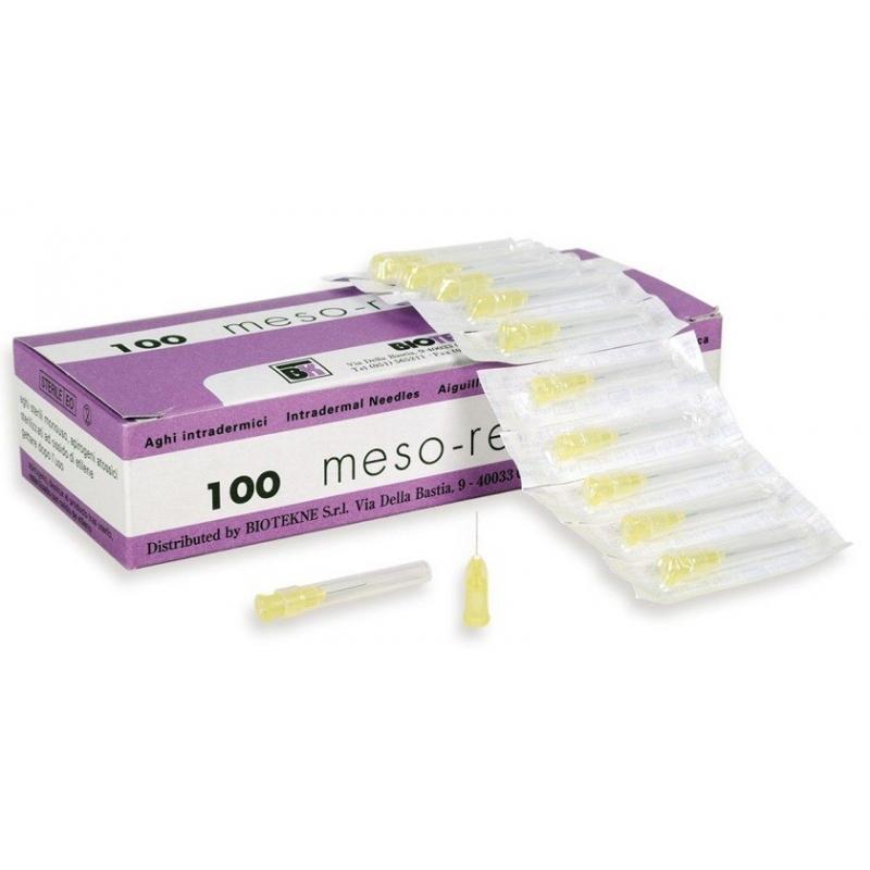 Ace Pentru Mezoterapie 30G - 100 buc