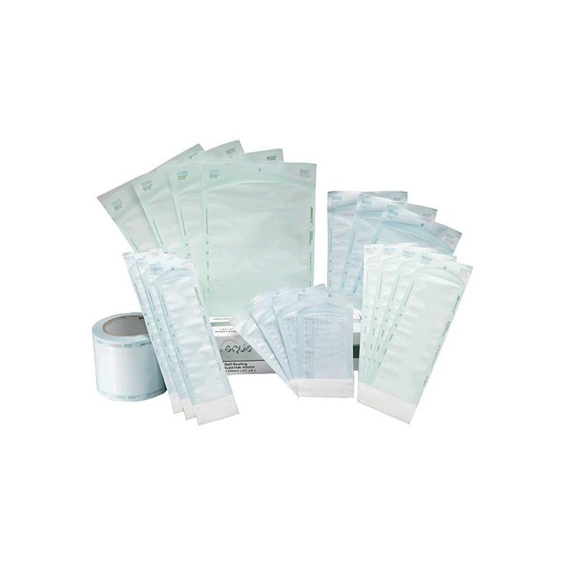 Pungi sterilizare autosigilante autoclav - 60 x 100 mm
