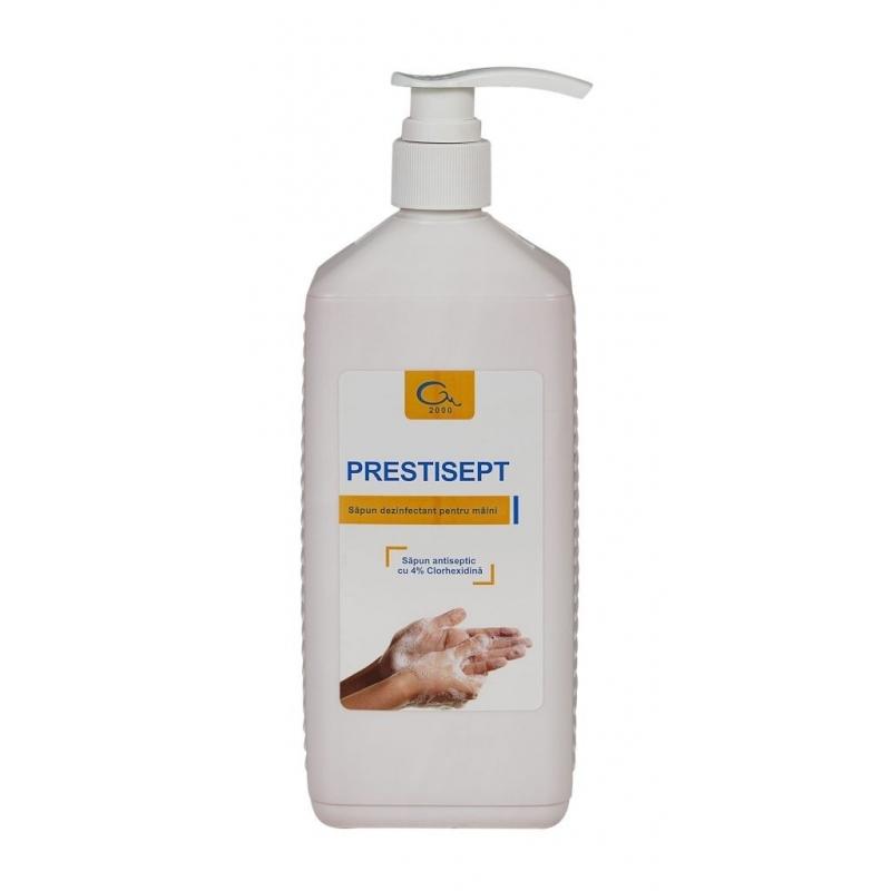 Prestisept - Dezinfectant maini Sapun lichid - 1 litru