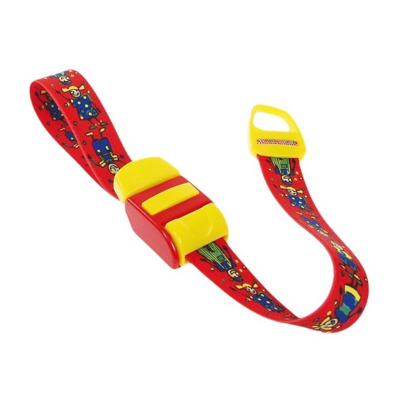 Garou, banda elastica cu dispozitiv de strangere - cu desene kids