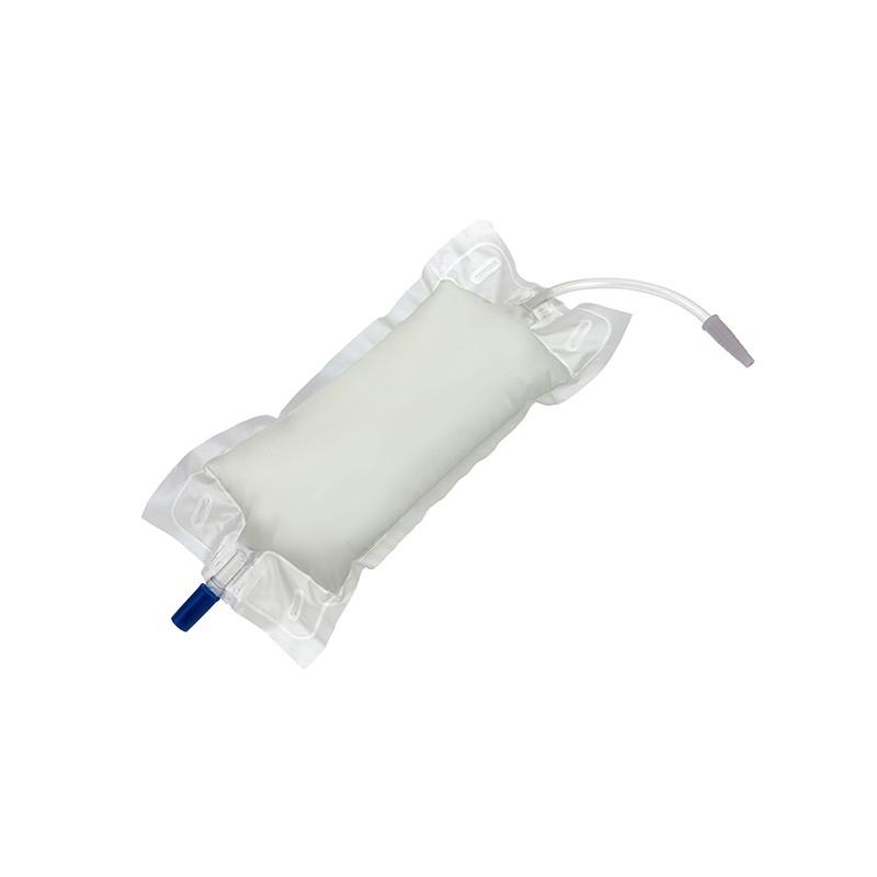 Punga urina cu legaturi picior 750 ml