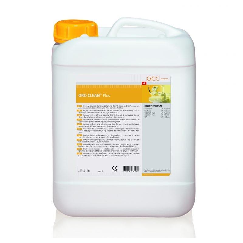 ORO Clean Plus - Dezinfectant concentrat - 5 litri