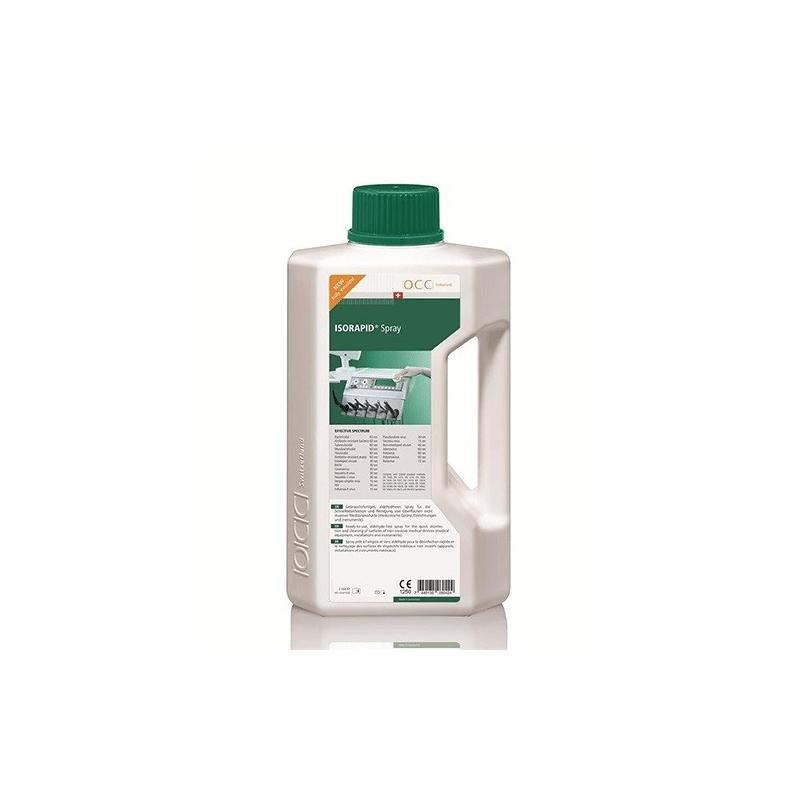 ISORAPID Spray - Dezinfectant pentru suprafete - 2 litri
