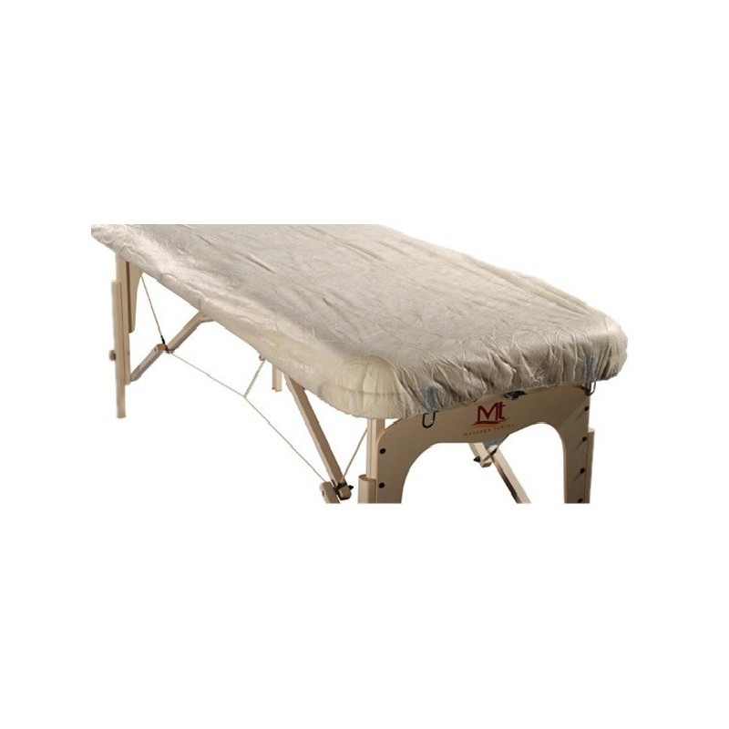 Cearceaf de pat unica folosinta 90 cm x 225 cm - impermeabil