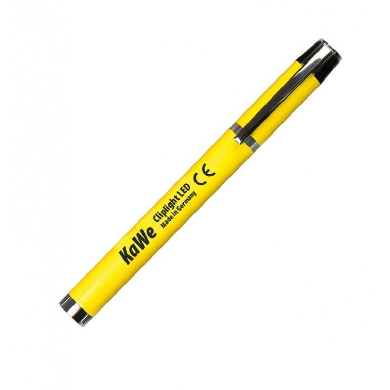 Lanterna diagnostic aluminiu tip pix - 6 culori - KaWe
