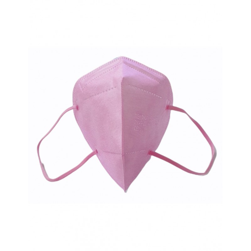 Masti protectie respiratorie FFP2 colorate - 1 buc