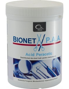 Bionet PAA - Dezinfectant instrumentar pulbere - 1 kg