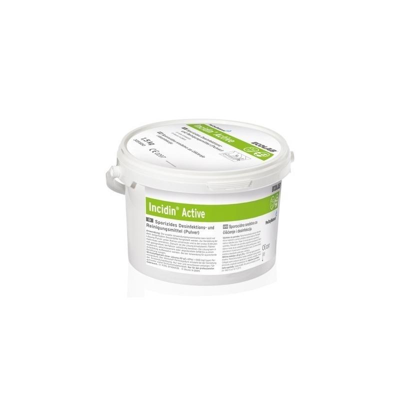 Dezinfectant suprafete INCIDIN ACTIVE - 1.5 kg pulbere